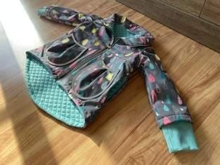 Makerist - Cooljacket aus Softshell; gefüttert  - 1
