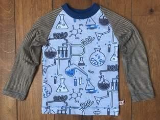 Makerist - Smart Shirt in Größe 98 - 1
