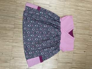 Makerist - Crossover dress Jersey  - 1