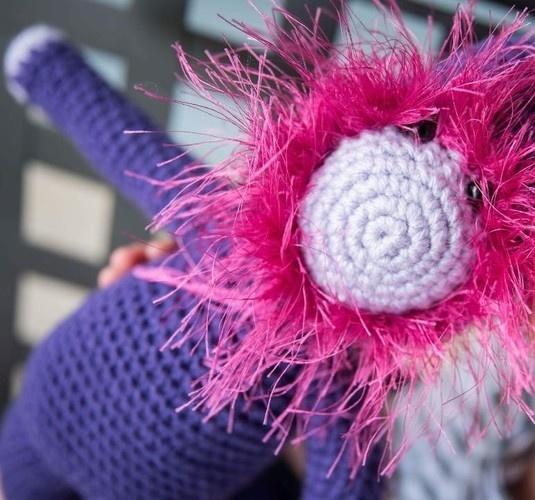 Makerist - Bearded Monkey - Crochet Showcase - 1