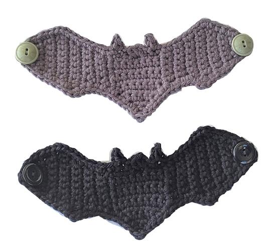 Makerist - Bat Mask Mate - Crochet Showcase - 1