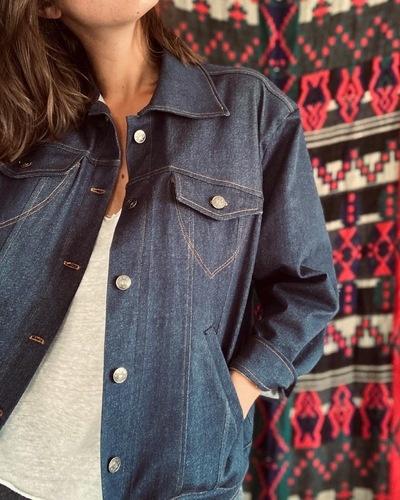Makerist - Veste en jean - Créations de couture - 1