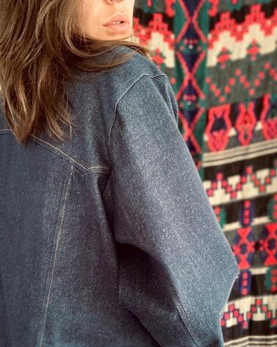 Makerist - Veste en jean - Créations de couture - 2