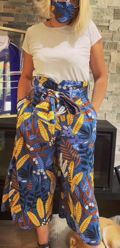 Makerist - Jupe culotte désinvolte  - #makeristalamaison - 1