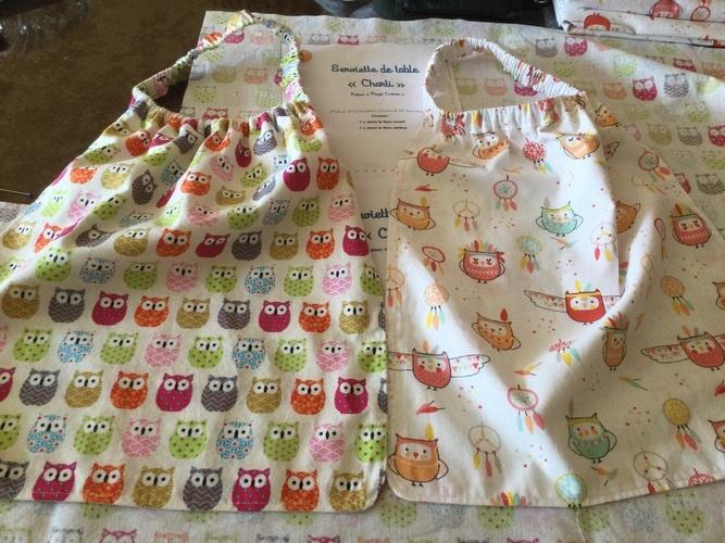 Makerist - Serviette pour l école maternelle  - Créations de couture - 1