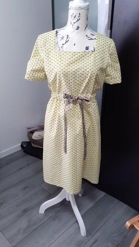 Makerist - 2e robe gourmandise pour moi - Créations de couture - 1