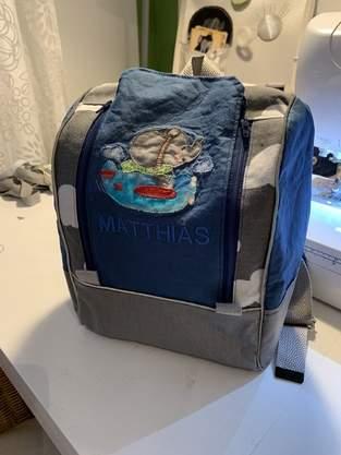 Makerist - Kitatasche von meinem Sohnemann und meiner Nichte - 1
