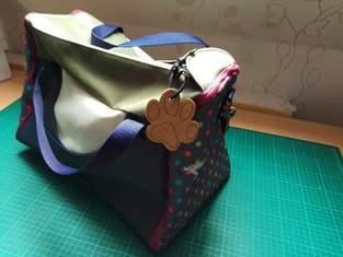 Makerist - Mittlere Tasche mit Extension - 1