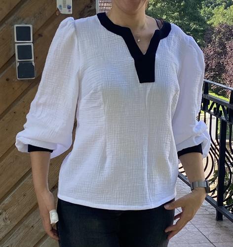 Makerist - Sublime blouse Rachel  - Créations de couture - 1