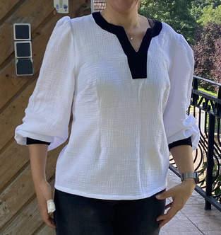 Makerist - Sublime blouse Rachel  - 1