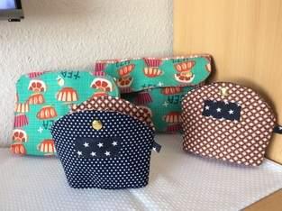 Makerist - Kleine Taschen mit Druckverschluss.Kleine Geschenke. - 1