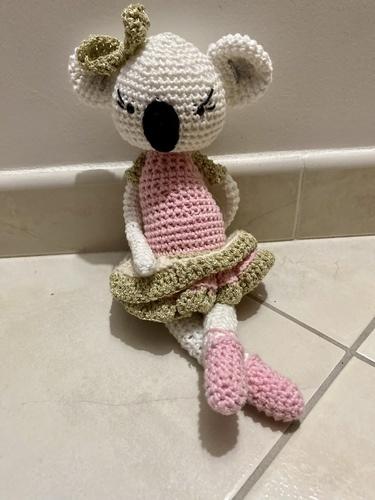 Makerist - Bella, le koala 🐨  - Créations de crochet - 1