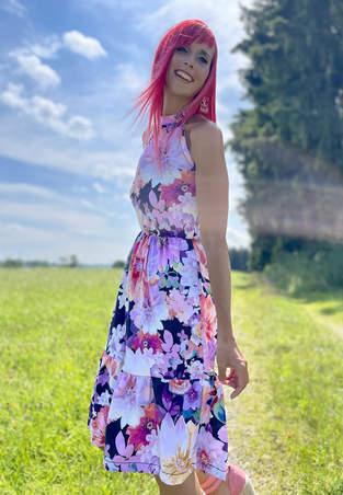 Makerist - Neckholder-Kleid Emmy  - 1