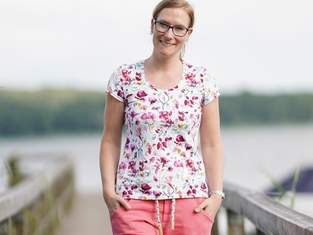 Makerist - Höst - Shirt aus BW- Jersey  - 1