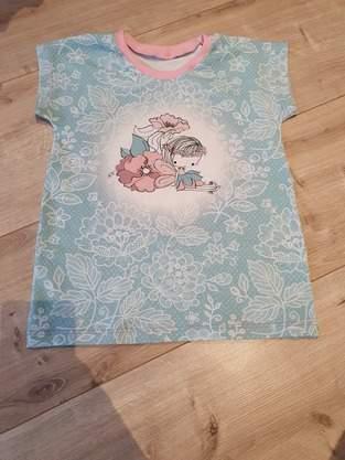 Makerist - Sommershirt Pablo in Größe 116 aus Jersey - 1