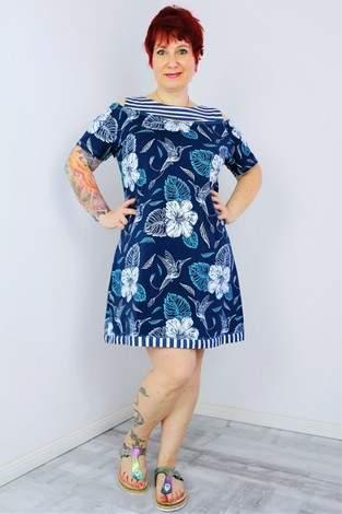 Makerist - PELIN ein Kleid mit tollen Details - 1