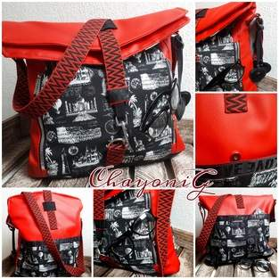 Makerist - Strap Bag von Safilou  - 1