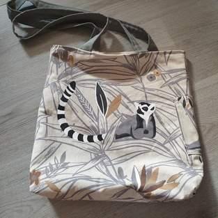 Makerist - Tote bag avec poche(s) extérieure(s) - 1