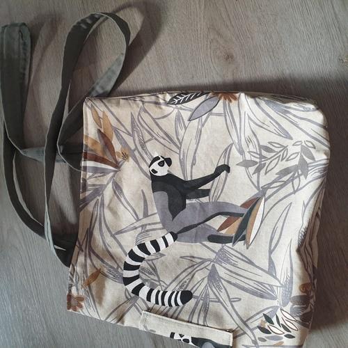 Makerist - Tote bag avec poche(s) extérieure(s) - Créations de couture - 2