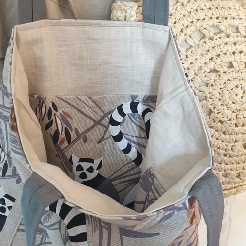 Makerist - Tote bag avec poche(s) extérieure(s) - Créations de couture - 3