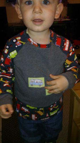 Makerist - neues Shirt für meinen Kleinen - Nähprojekte - 2