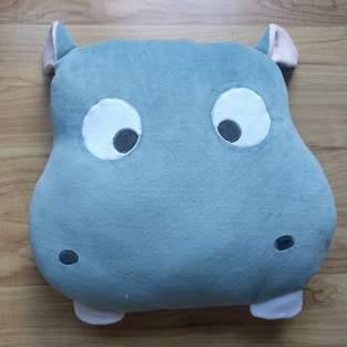 Makerist - Kissen Hippo - 1