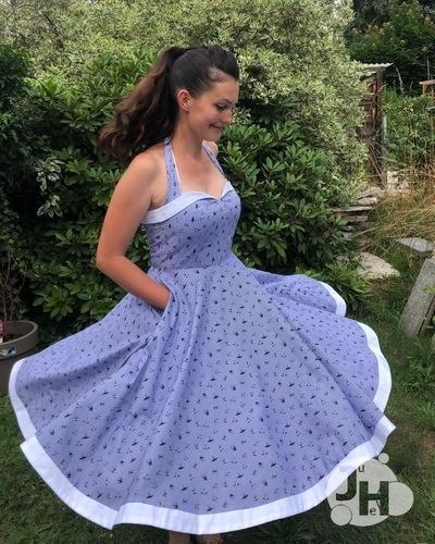 Makerist - Shirley - Mein schönstes Kleid im Schrank aus Webware für mich - Nähprojekte - 1