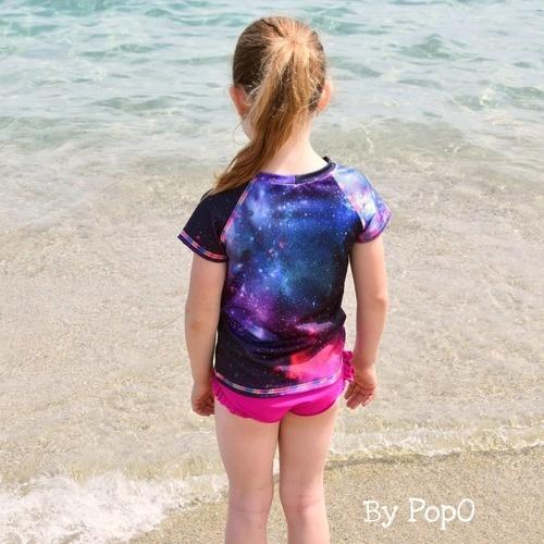 Makerist - Tee shirt Anti UV Ushuaia de Petits Dom - Créations de couture - 2