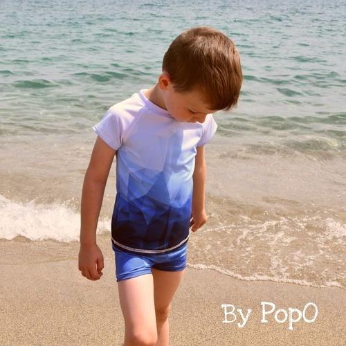 Makerist - Tee shirt Anti UV Ushuaia de Petits Dom - Créations de couture - 1