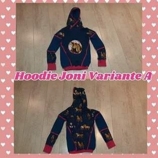 Makerist - Hoodie Joni Variante A - 1