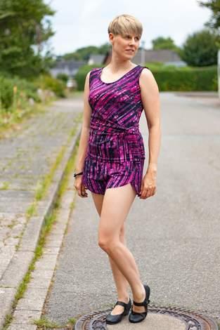 Makerist - Shorts JACKIE aus BW-Jersey - 1