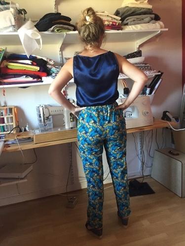 Makerist - Pantalon fluide  - Créations de couture - 2