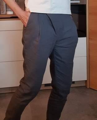 Makerist - Leinenhose nach Schnittrebell - 1