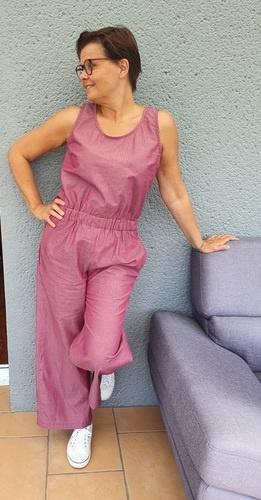 Makerist - Ma combi Leyla  par Anne LeChat - Créations de couture - 1