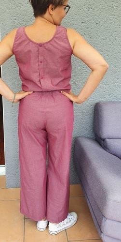Makerist - Ma combi Leyla  par Anne LeChat - Créations de couture - 2