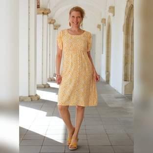 Makerist - Kleid Lyana von SchnittmusterLounge  - 1