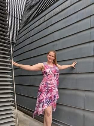 Makerist - Luftiges Sommerkleid Lyana mit Volants - 1