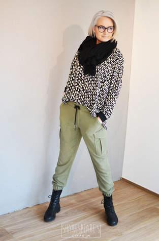 Makerist - Cargo-Hose mit Bluse MAcaya - 1