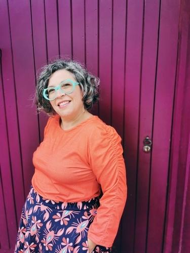 Makerist - Blouse Amy en jersey - Autres créations - 1