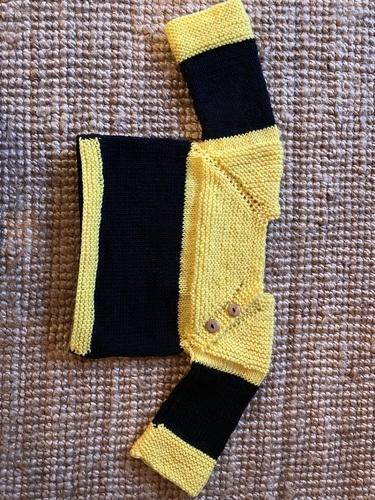 Makerist - Raglanpullover für Kleinkinder - Strickprojekte - 2