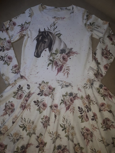 Makerist - Mädchen Pferdetraum - Nähprojekte - 1