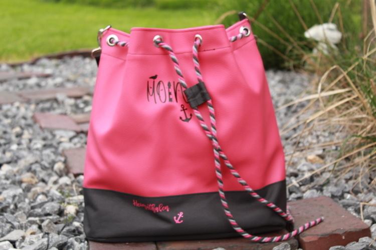 Makerist - Bucket Bag Laetizia  - Nähprojekte - 2