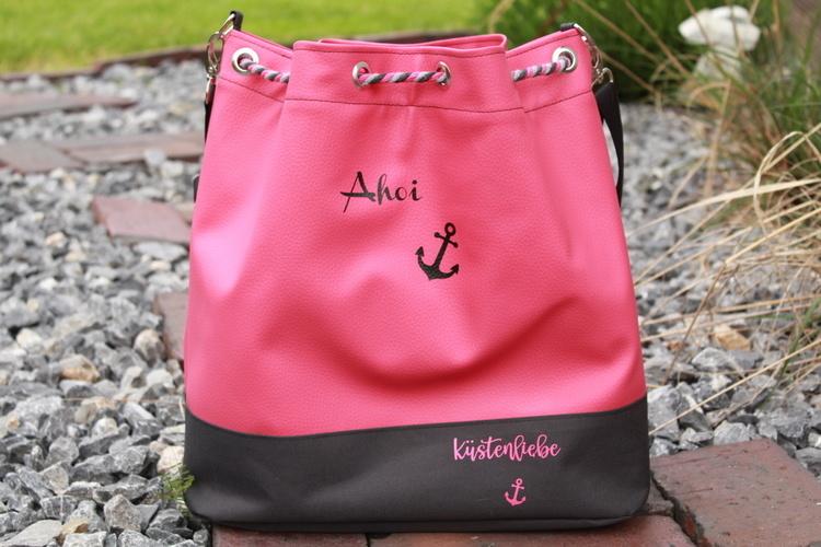 Makerist - Bucket Bag Laetizia  - Nähprojekte - 3