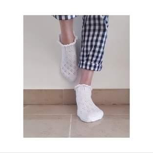 Makerist - Tricoter ses chaussettes ?? Même pas peur !!!! - 1