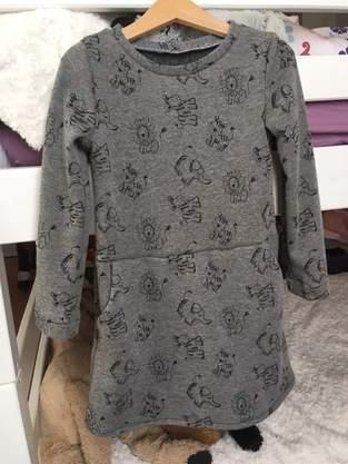Makerist - Robe hivers en molleton  - 1