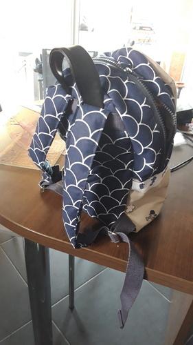 Makerist - Sac à dos Achille - Créations de couture - 2