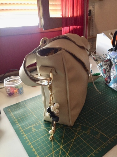 Makerist - Sac besace simili cuir  - Créations de couture - 2