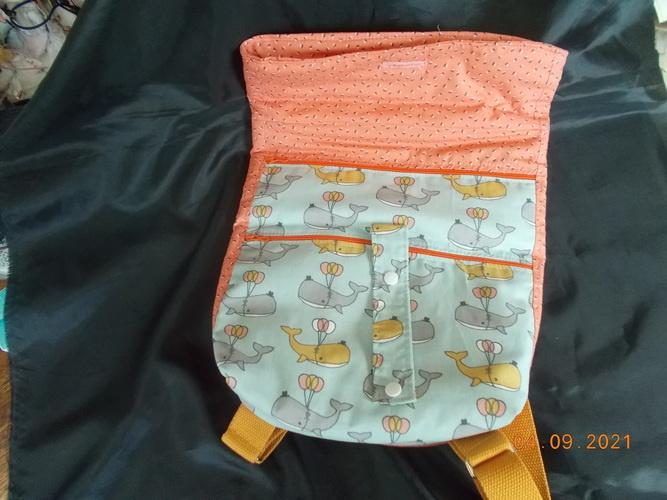 Makerist - Sac à dos ALEX pour enfant - Créations de couture - 3