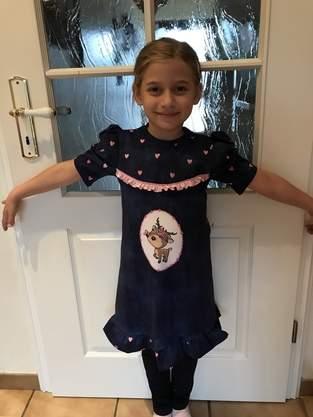 Makerist - Kleid Zuckerschnecke aus Jersey - 1