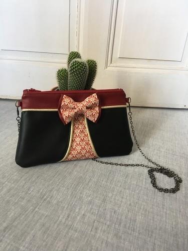 Makerist - Pochette Ninie - Créations de couture - 1